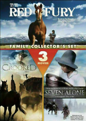 Family Adventure: The Red Fury Seven Alone Against a Crooked Sky ** DISC ONLY ** $3.89