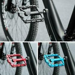 ROCKBROS Bicycle Pedals CNC Alu Alloy Sealed Bearing Ultralight Non Slip Pedals $25.99