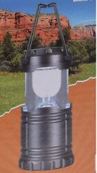 Pop Up Camping Lantern. Led Battery Operated Light Lantern With Holding Hooks $48.28