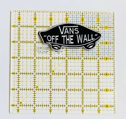 Vans Iron On Patch Off The Wall Black And White Classic Skate Boards Skating $4.50