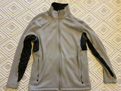 the north face zip up Mens Large $21.00