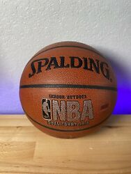 Spalding NBA Super Tack Indoor Outdoor Basketball 29.5quot; Used In Great Condition $15.00