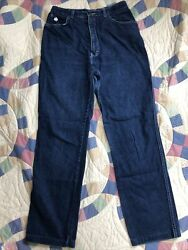 Normandee Rose Vintage Jeans Size 14 long High Waisted Mom Jeans
