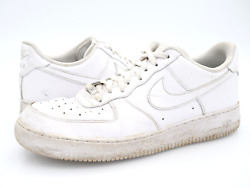 Nike Mens 13 White Air Force 1 Low Top Athletic Sneaker Shoes 316122 111 $32.99