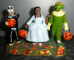 Dept 56 Halloween Party For Treats #4051016 New in Box RETIRED $200.00