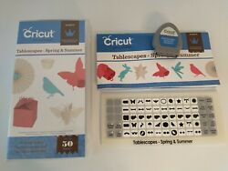Cricut Cartridge Events Tablescapes Spring amp; Summer Up to 50 images $12.50
