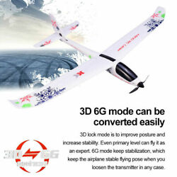 XK A800 RC Airplane 780mm Wingspan 5CH 3D 6G Mode EPO Aircraft Fixed Wing L0G5 $75.99