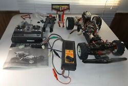Rare Nichimo Spirit Ff Rc With Owners tear down manual and charger $198.00