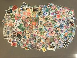 WORLDWIDE STAMPS LOT OF 2000 $24.99