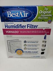 Best Air Replacement Humidifier Filter V 0001 Vornado Holmes 2 Filters NEW $11.25