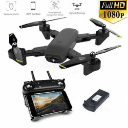 E58 Drone X Pro Wifi 4K HD Camera3 Battery Foldable Selfie RC Quadcopter RC1234 $40.47