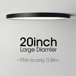20inch Large Bedroom Ceiling Led Ceiling Lamps Room Lights Lighting Fixture $70.62