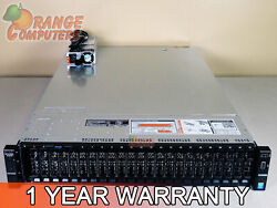 Dell R730xd 20 Core Server 2x E5 2650 v3 2.3GHz 64GB 8 HBA330 2.5in $1144.92
