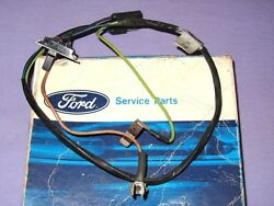 NOS 1971 Ford Thunderbird Map Lamp Switch amp; Wiring in original box $27.99