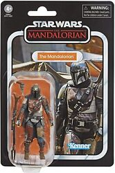 Star Wars The Mandalorian Action Figure 3.75 Scale Vintage Collection Hasbro $21.95