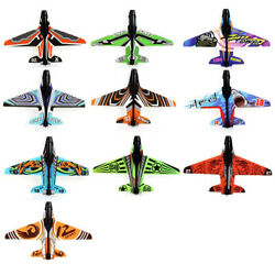 Foam Plane Toy Foam Airplane Toy Glider Model for Kids Outdoor Sport Party Games $7.89