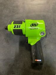 Ingersoll Rand 231R G 1 2quot; Dr Green NASCAR Impactool Limited Edition $160.99