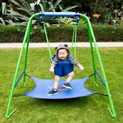 Toddler Swing with Bouncer Baby Play station Indoor Outdoor Kids Fun Play Toy $69.99
