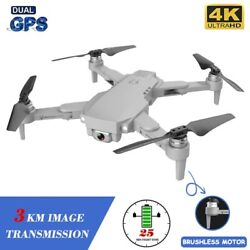 RC Drone HD 4K Camera Professional 3KM Image Transmission Foldable Quadcopter $249.99