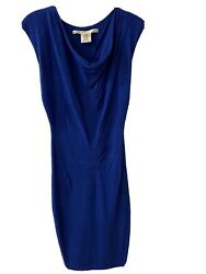 Fitted Blue Dress $10.99