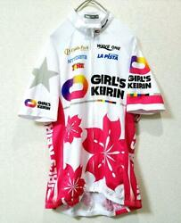 Novelty Girls Keirin Velodrome Cycle Jersey Wear $450.60