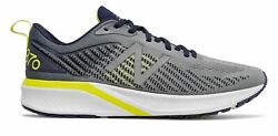 New Balance Men#x27;s 870v5 Shoes Grey with Yellow $56.39