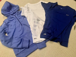 Youth Champion High performance tshirts and hoodie Lot of 3 size YM $10.00