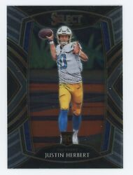 2020 Panini Select Base Rookie Club #244 Justin Herbert RC Chargers $147.95