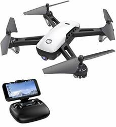 SANROCK U52 Drones with Camera for Adults and Kids WiFi Live Video FPV Drone $108.43