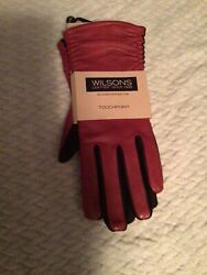 "Wilson Leather Women's Driving Gloves ""Brand New"" $30.00"