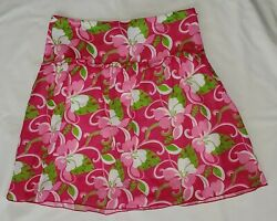 My Michelle Pink Floral Skirt Size 7 8 $11.99