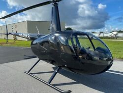 Robinson R44 Raven II Helicopter Core GREAT condition $130000.00