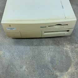 Power Macintosh 7200 90 Power Pc Untested For Parts Or Repair Only $70.00