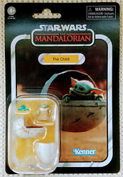 Star Wars The Child Action Figure 3.75 Scale Vintage Collection The Mandalorian $21.95