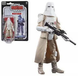 IMPERIAL SNOWTROOPER HOTH 40th Anniversary Black Series 6quot; Figure Star Wars ESB $31.99