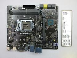 ASUS Motherboard H110 I M32CD4 DP MB No CPU $70.00