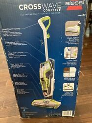 Bissell CrossWave 2210V Complete Floor and Area Rug Cleaner With Wet Dry Vacuum $195.00