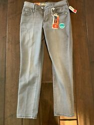 old navy rock star ankle jeans brand new size 4 regular grey $7.00