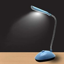 Battery Table Lamps LED Desk Lamp Battery Operated LED Lamps Button Control $16.40