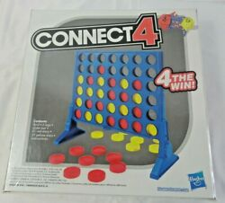Fun For The Whole Family Hasbro Connect 4 Game New Sealed $9.95