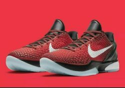 Kobe 6 Red Protro challenge Red All Star Size 8 US *New in Box* $330.00
