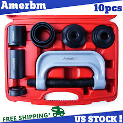 Heavy Duty 4 in 1 Ball Joint Press amp; U Joint Removal Tool Kit with 4x4 Adapters $45.00