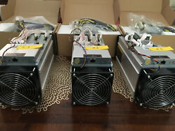 Bitmain Antminer S9 13.5 Th s with Bitmain APW 3 PSU 1600W $849.99