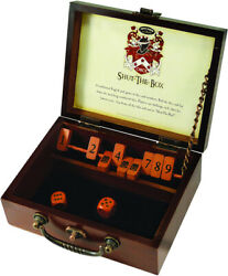 Front Porch Classics Circa Shut The Box 53501RC for ages 8 and up $21.90