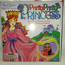 Pretty Pretty Princess Jewelry Dress Up Game Factory Sealed