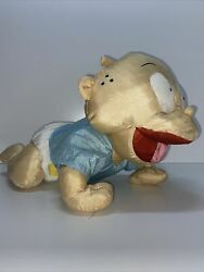 Rugrats Tommy Pickles Large Plush 1998 Nickelodeon Play By Play Size 18quot; $25.99