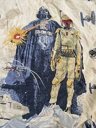 Pottery Barn Kids Star Wars 'The Empire Strikes Back' FITTED ONLY Sheet TWIN $10.00