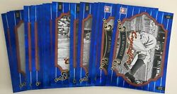 2012 Panini Cooperstown Crystal Collection BLUE # 499 You Pick FREE SHIP $2.50