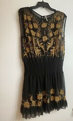 free people boho dress Size S Pre Owned $20.00