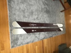 faction CT 103 186cm all mountain twintip skis $250.00